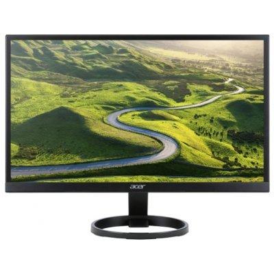 Монитор Acer 23 R231bmid (UM.VR1EE.002)Мониторы Acer<br>ЖК-монитор с диагональю 23<br>тип матрицы экрана TFT IPS<br>разрешение 1920x1080 (16:9)<br>подсветка без мерцания (Flicker-Free)<br>яркость 250 кд/м2<br>время отклика 4 мс<br>встроенные динамики<br>