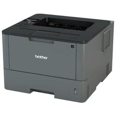 Монохромный лазерный принтер Brother HL-L5000D (HLL5000DR1)Монохромные лазерные принтеры Brother<br>Принтер лазерный Brother HL-L5000D (HLL5000DR1) A4 Duplex<br>