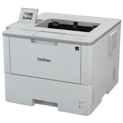 Монохромный лазерный принтер Brother HL-L6400DW (HLL6400DWR1)Монохромные лазерные принтеры Brother<br>Принтер лазерный Brother HL-L6400DW (HLL6400DWR1) A4 Duplex Net WiFi<br>