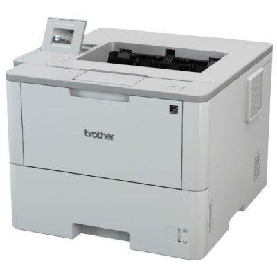 Монохромный лазерный принтер Brother HL-L6300DW (HLL6300DWR1)Монохромные лазерные принтеры Brother<br>Принтер лазерный Brother HL-L6300DW (HLL6300DWR1) A4 Duplex Net WiFi<br>