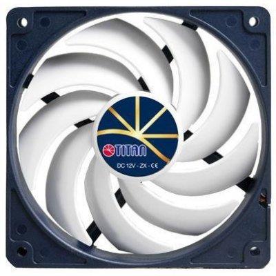 Система охлаждения корпуса ПК Titan TFD-12025H12ZP/KE(RB) (TFD-12025H12ZP/KE(RB))Системы охлаждения корпуса ПК Titan<br>Вентилятор для корпуса Titan TFD-12025H12ZP/KE(RB) 120x120x25 4pin 5-37dB 206g винты extreme-silent RTL<br>