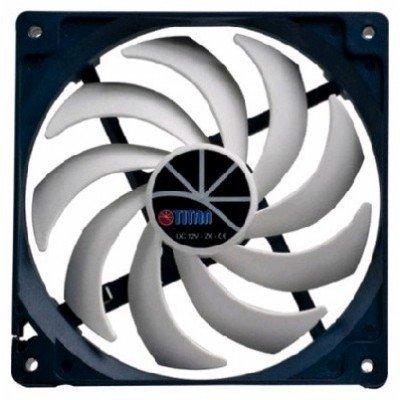 Система охлаждения корпуса ПК Titan TFD-14025H12ZP/KE(RB) (TFD-14025H12ZP/KE(RB))Системы охлаждения корпуса ПК Titan<br>Вентилятор для корпуса Titan TFD-14025H12ZP/KE(RB) 140x140x25 4pin 5-29dB 250g винты extreme-silent RTL<br>