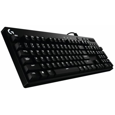 Клавиатура Logitech G610 ORION Brown Backlit (G-package) (920-007865)Клавиатуры Logitech<br>(920-007865) Клавиатура Logitech Mechanical Gaming Keyboard G610 ORION Brown Backlit (G-package)<br>