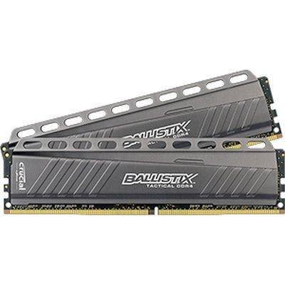 Модуль оперативной памяти ПК Crucial BLT2C4G4D26AFTA 8Gb DDR4 (BLT2C4G4D26AFTA) память ddr4 2x4gb 2666mhz crucial blt2c4g4d26afta rtl pc4 21300 cl16 dimm 288 pin 1 2в kit