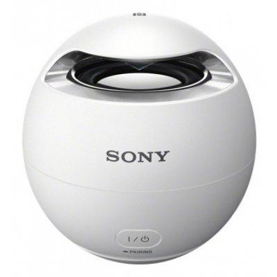 цена на Портативная акустика Sony SRS-X1 белый (SRSX1W.RU2)