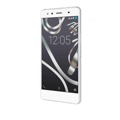 Смартфон BQ Aquaris X5 Android Version 16Gb белый/серебристый (C000078)Смартфоны BQ<br>Aquaris X5 White-silver 5&amp;amp;#039;&amp;amp;#039; 1280x720, 1.4GHz,4 Core, 2GB RAM, 16GB, up to 32GB flash, 13Mpix 5Mpix, 2 Sim, 2G, 3G, LTE, BT, Wi-Fi, GPS, Glonass, 2900mAh, Android 5.1, 148g, 144,4x70,5x7,5<br>