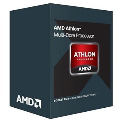 Процессор AMD Athlon X4 880K Godavari (FM2+, L2 4096Kb) BOX quiet cooler (AD880KXBJCSBX)