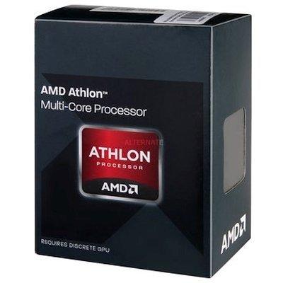 Процессор AMD Athlon X4 860K Kaveri (FM2+, L2 4096Kb) BOX (AD860KXBJASBX)Процессоры AMD <br>Процессор AMD Athlon X4 860K FM2+ (AD860KXBJASBX) (3.7GHz/5000MHz) Box<br>
