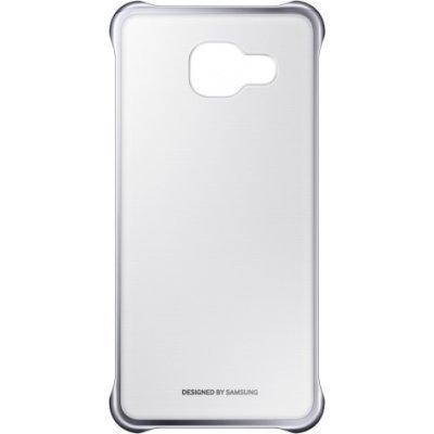 Чехол для смартфона Samsung для Galaxy A3 (2016) Clear Cover серебристый/прозрачный (EF-QA310CSEGRU) (EF-QA310CSEGRU)Чехлы для смартфонов Samsung<br>Чехол (клип-кейс) Samsung для Samsung Galaxy A3 (2016) Clear Cover серебристый/прозрачный (EF-QA310CSEGRU)<br>