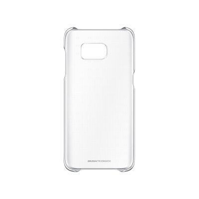 Чехол для смартфона Samsung для Galaxy S7 edge Clear Cover серебристый/прозрачный (EF-QG935CSEGRU) (EF-QG935CSEGRU) чехол samsung ef qg570ttegru для samsung galaxy j5 prime clear cover прозрачный