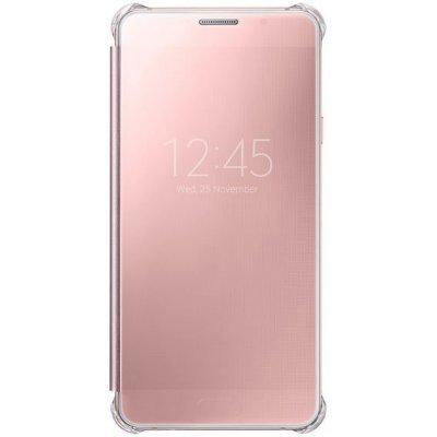 Чехол для смартфона Samsung для Galaxy A7 (6) Clear View Cover розовое золото (EF-ZA710CZEGRU) (EF-ZA710CZEGRU) чехол для смартфона samsung для galaxy a7 clear cover a710 серебристый ef qa710csegru ef qa710csegru