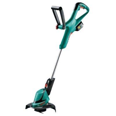 Садовый триммер Bosch ART 23-18 LI (0.600.8A5.C00) (06008A5C06)Садовые триммеры Bosch<br>электрический триммер<br>нож/диск в комплекте<br>встроенный аккумулятор<br>ширина скашивания 23 см<br>вес: 2.4 кг<br>уровень шума 85 дБ<br>прямая штанга<br>