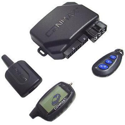 Автосигнализация Cenmax VIGILANT ST7 A (VIGILANT ST7 A АВТОЗАПУСК)Автосигнализации Cenmax<br>Автомобильная охранная система с двухсторонней связью и функцией дистанционного и автоматического запуска двигателя, пульт управления с ЖК-дисплеем, режим пассивного иммобилайзера, PIN-код, Anti-Hi-Jack, два дополнительных программируемых канала.<br>