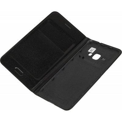 Чехол для смартфона Samsung для Galaxy J1(2016) EF-WJ120P черный (EF-WJ120PBEGRU) (EF-WJ120PBEGRU)