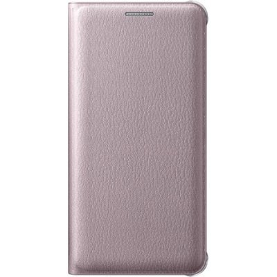 Чехол для смартфона Samsung для Galaxy A3 (2016) Flip Wallet розовое золото (EF-WA310PZEGRU) (EF-WA310PZEGRU)Чехлы для смартфонов Samsung<br>Чехол (флип-кейс) Samsung для Samsung Galaxy A3 (2016) Flip Wallet розовое золото (EF-WA310PZEGRU)<br>