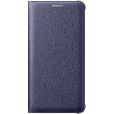 Чехол для смартфона Samsung для Galaxy A3 (2016) Flip Wallet черный (EF-WA310PBEGRU) (EF-WA310PBEGRU)