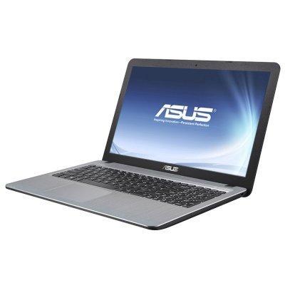 Ноутбук ASUS X540SA-XX079T (90NB0B33-M02590) (90NB0B33-M02590)Ноутбуки ASUS<br>Ноутбук Asus X540SA-XX079T Pentium N3700/4Gb/500Gb/DVD-RW/UMA/15.6/HD (1920x1080)/Windows 10/silver/WiFi/BT/Cam<br>