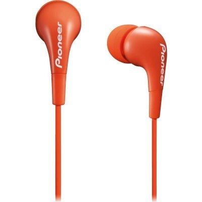 Наушники Pioneer SE-CL502 оранжевый (SE-CL502-M)Наушники Pioneer<br>вставные наушники (затычки)<br>импеданс 16 Ом<br>чувствительность 100 дБ<br>разъём mini jack 3.5 mm<br>длина провода 1.2 м<br>вес 4 г<br>шнур из бескислородной меди<br>сменные амбушюры<br>