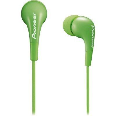 Наушники Pioneer SE-CL502 зеленый (SE-CL502-G)Наушники Pioneer<br>вставные наушники (затычки)<br>импеданс 16 Ом<br>чувствительность 100 дБ<br>разъём mini jack 3.5 mm<br>длина провода 1.2 м<br>вес 4 г<br>шнур из бескислородной меди<br>сменные амбушюры<br>