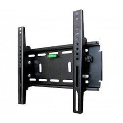 Кронштейн для ТВ и панелей настенный Rolsen RWM-250 15-37 черный (RWM-250)Кронштейн для ТВ и панелей Rolsen<br>Кронштейн для телевизора Rolsen RWM-250 черный 15-37 макс.56кг настенный наклон<br>