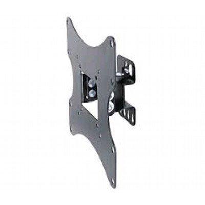 Кронштейн для ТВ и панелей настенный Rolsen RWM-360 15-37 черный (RWM-360)Кронштейн для ТВ и панелей Rolsen<br>Кронштейн для телевизора Rolsen RWM-360 черный 15-37 макс.18кг настенный наклон<br>