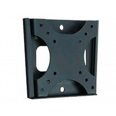 Кронштейн для ТВ и панелей настенный Rolsen RWM-100 15-27 черный (RWM-100)Кронштейн для ТВ и панелей Rolsen<br>Кронштейн для телевизора Rolsen RWM-100 черный 15-27 макс.25кг настенный фиксированный<br>