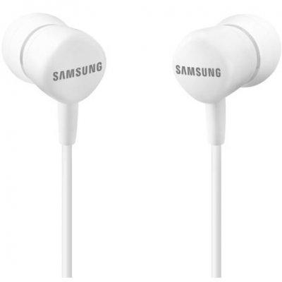 Наушники Samsung EO-HS1303WE белый (EO-HS1303WEGRU)Наушники Samsung<br>Тип наушников: вставные (затычки). Тип подключения: проводной. Разъем: 3.5 мм (mini jack). Частота: 20 - 20000 гц. Вес: 13 г<br>