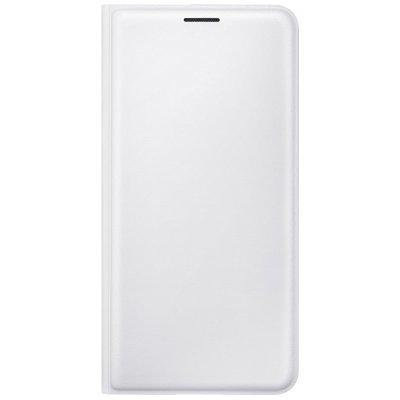 Чехол для смартфона Samsung для Galaxy J5 EF-WJ510 белый (EF-WJ510PWEGRU) (EF-WJ510PWEGRU)Чехлы для смартфонов Samsung<br>Чехол (флип-кейс) Samsung для Samsung Galaxy J5 EF-WJ510 белый (EF-WJ510PWEGRU)<br>