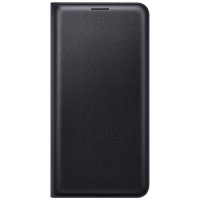 Чехол для смартфона Samsung для Galaxy J5 EF-WJ510 черный (EF-WJ510PBEGRU) (EF-WJ510PBEGRU) чехол клип кейс samsung protective standing cover great для samsung galaxy note 8 темно синий [ef rn950cnegru]