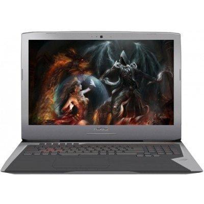 Ноутбук ASUS G752Vt (90NB09X1-M01700) (90NB09X1-M01700)Ноутбуки ASUS<br>Ноутбук Asus G752Vt i7-6700HQ (2.6)/8G/1T+128G SSD/17,3FHD AG IPS/NV GTX970M 3G/DVD-SM/WiDi/BT/Win1<br>