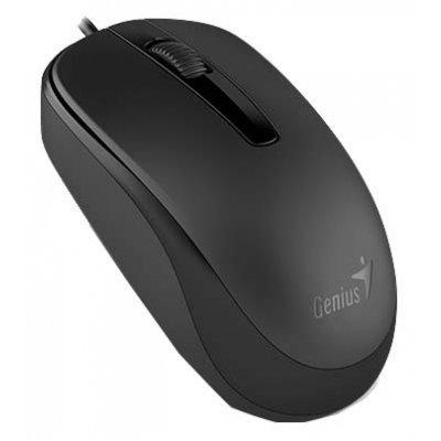 Мышь Genius DX-120 (DX-120 черный) мыши genius проводная оптическая мышь dx 130