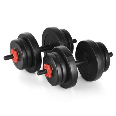 Гантель Lite Weights 20 кг (10кг х 2шт) 2327LW (2327LW)