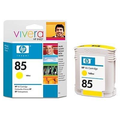 Картридж HP № 85 (C9427A) к DsgJ 130/130nr/30/30n , желтый (69 мл) (C9427A)Картриджи для струйных аппаратов HP<br><br>