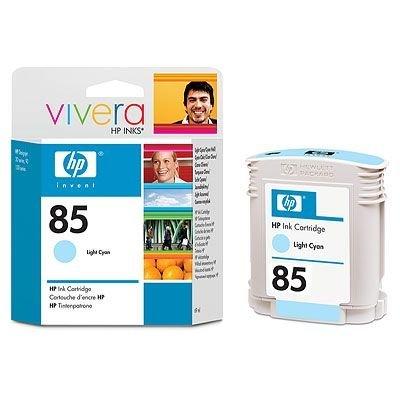 Картридж HP № 85 (C9428A) к DsgJ 130/130nr/30/30n , светло-голубой (69 мл) (C9428A)Картриджи для струйных аппаратов HP<br><br>