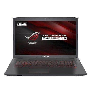 Ноутбук ASUS GL752Vw (90NB0A42-M03110) (90NB0A42-M03110)Ноутбуки ASUS<br>Ноутбук Asus GL752Vw i7-6700HQ (2.6)/8G/1T/17,3FHD AG/NV GTX960M 2G/DVD-SM/BT/DOS<br>