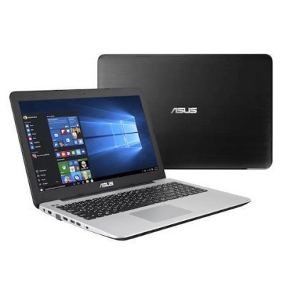 Ноутбук ASUS X555UJ-XO129T (90NB0AG2-M01460) (90NB0AG2-M01460)Ноутбуки ASUS<br>Ноутбук Asus X555UJ-XO129T Core i7 6500U/4Gb/1Tb/DVD-RW/nVidia GeForce 920M 2Gb/15.6/HD (1366x768)/Windows 10/black/WiFi/BT/Cam/2500mAh<br>