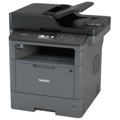 Монохромный лазерный МФУ Brother DCP-L5500DN (DCPL5500DNR1)Монохромные лазерные МФУ Brother<br>МФУ (принтер, сканер, копир)<br>ч/б лазерная печать<br>до 40 стр/мин<br>макс. формат печати A4 (210 x 297 мм)<br>макс. размер отпечатка: 216 x 356 мм<br>цветной ЖК-дисплей<br>двусторонняя печать<br>автоподача оригиналов при сканировании<br>Ethernet<br>