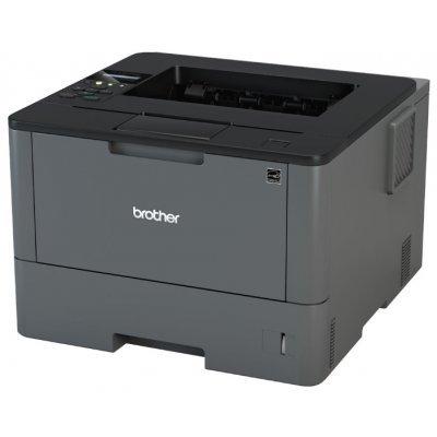 Монохромный лазерный принтер Brother HL-L5200DW (HLL5200DWR1)Монохромные лазерные принтеры Brother<br>принтер ч/б лазерная печать до 40 стр/мин макс. формат печати A4 (210 x 297 мм) макс. размер отпечатка: 216 x 365 мм ЖК-панель двусторонняя печать Wi-Fi, Ethernet<br>