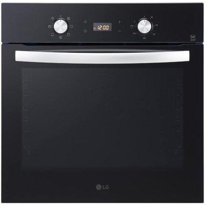 Электрический духовой шкаф LG LB645329T1 (LB645329T1)Электрические духовые шкафы LG<br>Духовой шкаф Электрический LG LB645329T1 стекло черное/нержавеющая сталь<br>