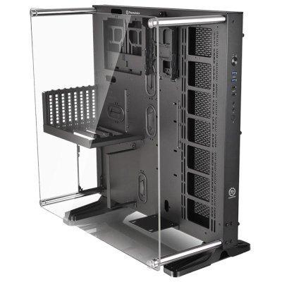 Корпус системного блока Thermaltake Core P5 CA-1E7-00M1WN-00 Black (CA-1E7-00M1WN-00)Корпуса системного блока Thermaltake<br>компьютерный корпус Midi-Tower<br>без блока питания<br>форм-фактор ATX, mATX, Mini-ITX<br>спереди: USB x4, наушн., микр.<br>материал: сталь<br>габариты: 333x608x570 мм<br>вес 12.2 кг<br>