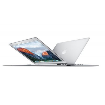 Ноутбук Apple MacBook Air 13.3 (MMGF2RU/A) (MMGF2RU/A)Ноутбуки Apple<br>(1440x900)/glossy/1.6GHz dual-core i5 (TB 2.7GHz)/8Gb/128GB SSD/HD graphics 6000/720p FaceTime HD/omnidirectional mic/Wi-fi/BT 4.0/MagSafe 2/2x USB 3/SDXC/Thunderbolt/Audio in-out/w1y/1.35kg/<br>