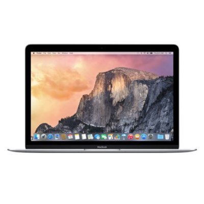 Ноутбук Apple MacBook 12 Silver (MLHC2RU/A) (MLHC2RU/A) apple macbook 12 mlhf2 ru a gold intel® 1200 мгц 8 гб 12 wi fi