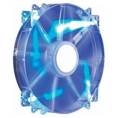 Система охлаждения корпуса ПК CoolerMaster MegaFlow 200 Blue LED (R4-LUS-07AB-GP) (R4-LUS-07AB-GP) цена и фото