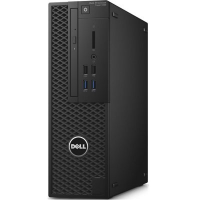 Рабочая станция Dell PRECISION T3420 SFF (3420-9495) (3420-9495)Рабочие станции Dell<br>, Xeon E3-1220v5 (3.0GHz, 8MB, QC), 8GB (1x8GB) 2133MHz DDR4 Non ECC, 1TB, DVD-RW, 2GB NVIDIA Quadro K420 (DP, DL-DVI-I), WiFi, Win7 Pro 64, K+M, TPM, 3Y Basic NBD<br>