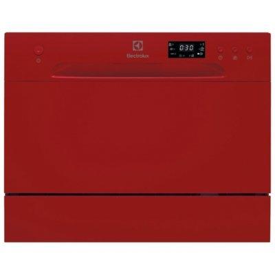 Посудомоечная машина Electrolux ESF2400OH (ESF2400OH)Посудомоечные машины Electrolux<br>компактная настольная посудомоечная машина<br>отдельно стоящая<br>конденсационная сушка<br>расход воды 6.5 л<br>расход электричества 0.61 кВт·ч<br>дисплей<br>частичная защита от протечек<br>