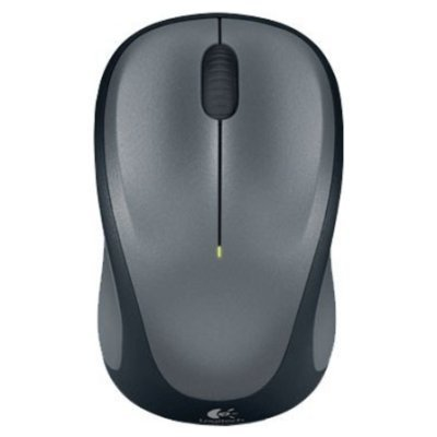 все цены на  Мышь Logitech Wireless Mouse M235 Grey-Black USB (910-002201)  онлайн