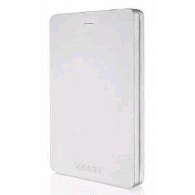 Внешний жесткий диск Toshiba HDTH310ES3AA 1Tb (HDTH310ES3AA)Внешние жесткие диски Toshiba<br>Внешний жесткий диск TOSHIBA HDTH310ES3AA Canvio Alu 1000ГБ 2.5 USB 3.0 Silver<br>