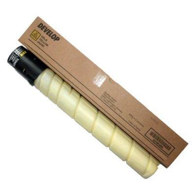 Тонер для лазерных аппаратов Konica Minolta TN-221Y (yellow) bizhub C287, желтый, ресурс 21 000 стр. (A8K3250) картридж konica minolta tn 116 для bizhub 164 165 185 черный