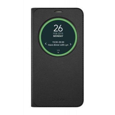 Чехол для смартфона ASUS для ZenFone Go ZB551KL View Flip Cover черный (90AC0170-BCV001) (90AC0170-BCV001)Чехлы для смартфонов ASUS<br>Чехол (флип-кейс) Asus для Asus ZenFone 2 ZB551KL View Flip Cover черный (90AC0170-BCV001)<br>