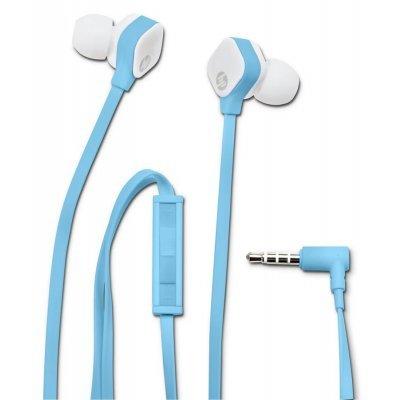 Наушники HP In-Ear H2310 голубой (M2J39AA)Наушники HP<br>вставные наушники (затычки) с микрофоном<br>импеданс 32 Ом<br>разъём mini jack 3.5 mm<br>